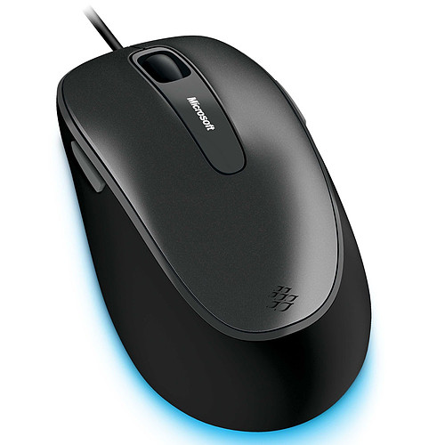 Microsoft Hardware for Business Comfort Mouse 4500 Noire pas cher
