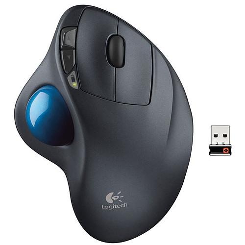 Logitech Wireless Trackball M570 pas cher