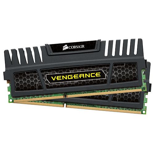Corsair Vengeance Series 8 Go (2x 4 Go) DDR3 1600 MHz CL9 pas cher