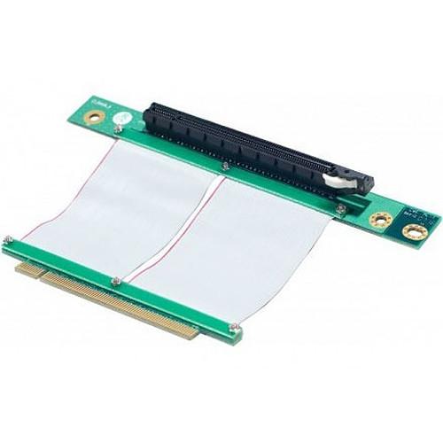 Adaptateur horizontal (riser) PCI-Express 16x - Nappe 60 mm pas cher
