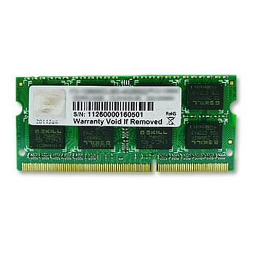 G.Skill 4 Go DDR3 1600 MHz CL9 SODIMM 204 pins pas cher