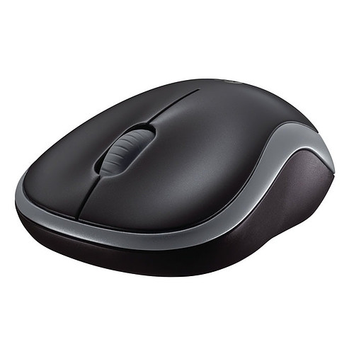 Logitech Wireless Mouse M185 (Gris) pas cher